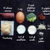 Opskrift: Tærte med chorizo og broccoli