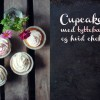 Opskrift: Cupcakes med tyttebær og hvid chokolade