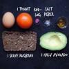 Opskrift: Rugbrød med avokado, tomat og æg