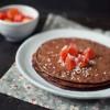 Opskrift: Chokolade-pandekager