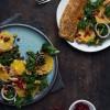 Opskrift: Salat med grønkål og appelsiner