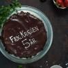 Opskrift: Chokoladekage med valnødder