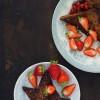Opskrift: French toast med chokolade / Arme riddere med chokolade
