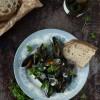 Opskrift: Blåmuslinger med fennikel