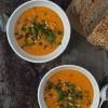 Video-opskrift: Gulerodssuppe med ingefær og appelsin