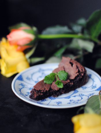 Opskrift: Svampet chokoladekage   Frk. Kræsen
