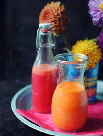 Opskrift: Juice med gulerod og fennikel | Frk. Kræsen