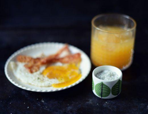 Opskrift: Kryddersalt med timian | Frk. Kræsen