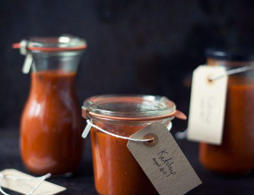 Opskrift: Hjemmelavet ketchup