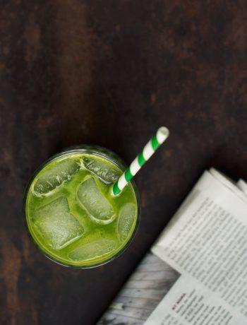 Opskrift: Grøn juice
