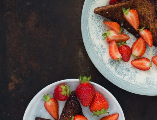 Opskrift: French toast/arme riddere med chokolade   Frk. Kræsen