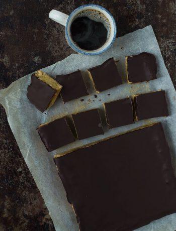 Opskrift: Snickerskage   Frk. Kræsen