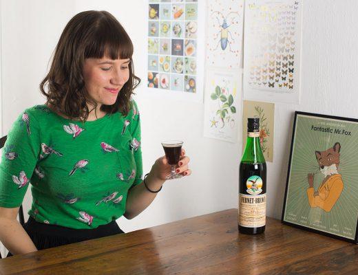 Frk. Kræsen tester Fernet Branca