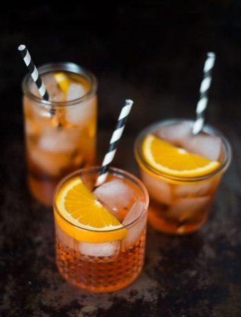 Opskrift: Aperol spritz | Frk. Kræsen
