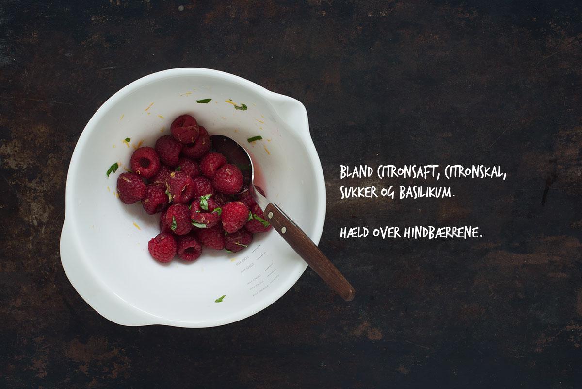 Opskrift: Dessert med hindbæris | Frk. Kræsen