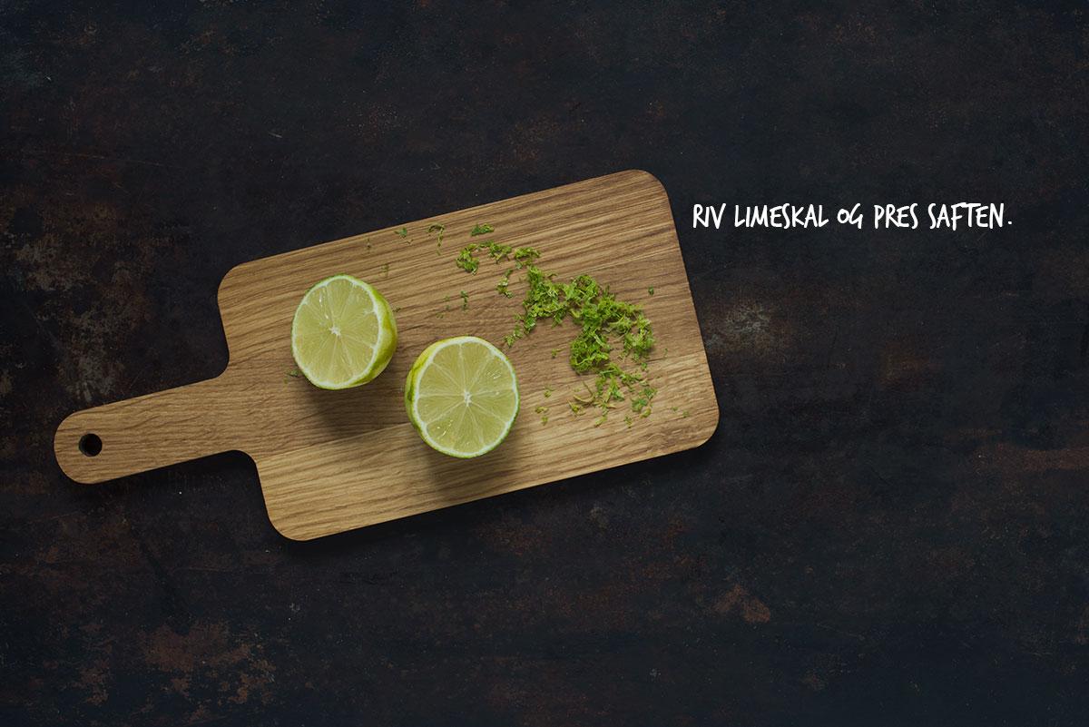 Opskrift: Spicy kålsalat med veggie frikadeller | Frk. Kræsen