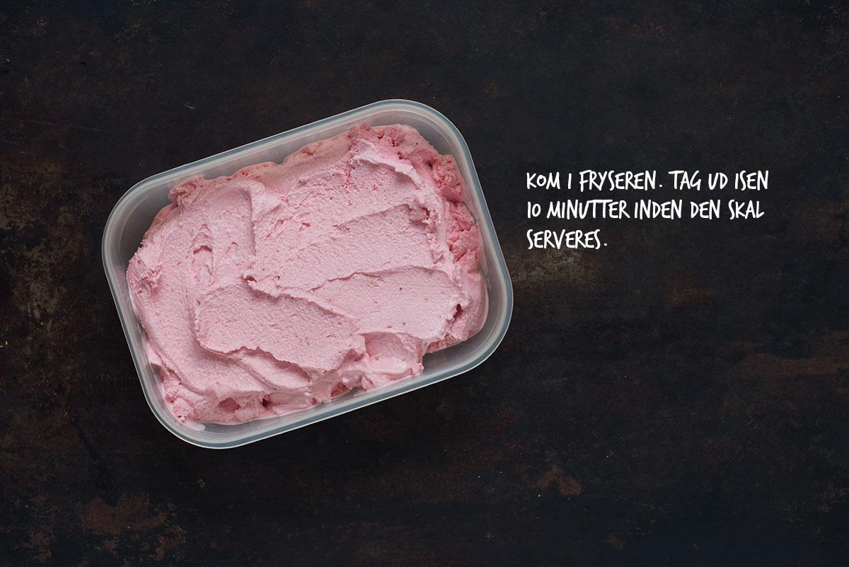 Opskrift: Is med ribs | Frk. Kræsen