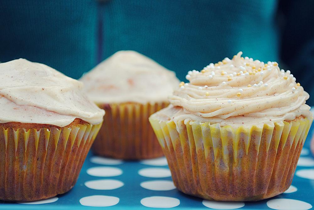Opskrift: Frosting til cupcakes | Frk. Kræsen