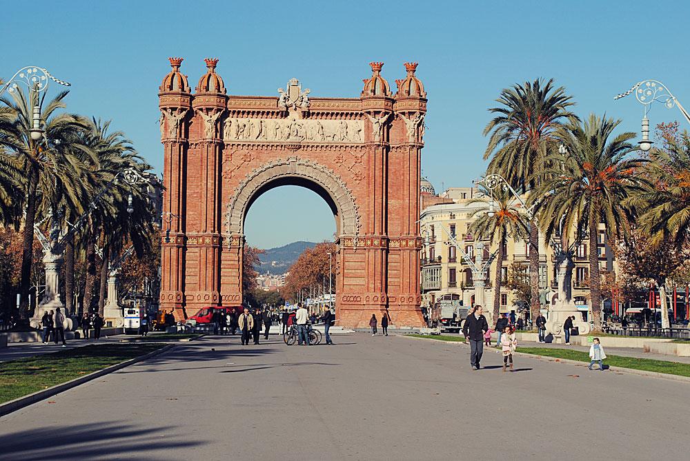 Barcelona | Frk. Kræsen