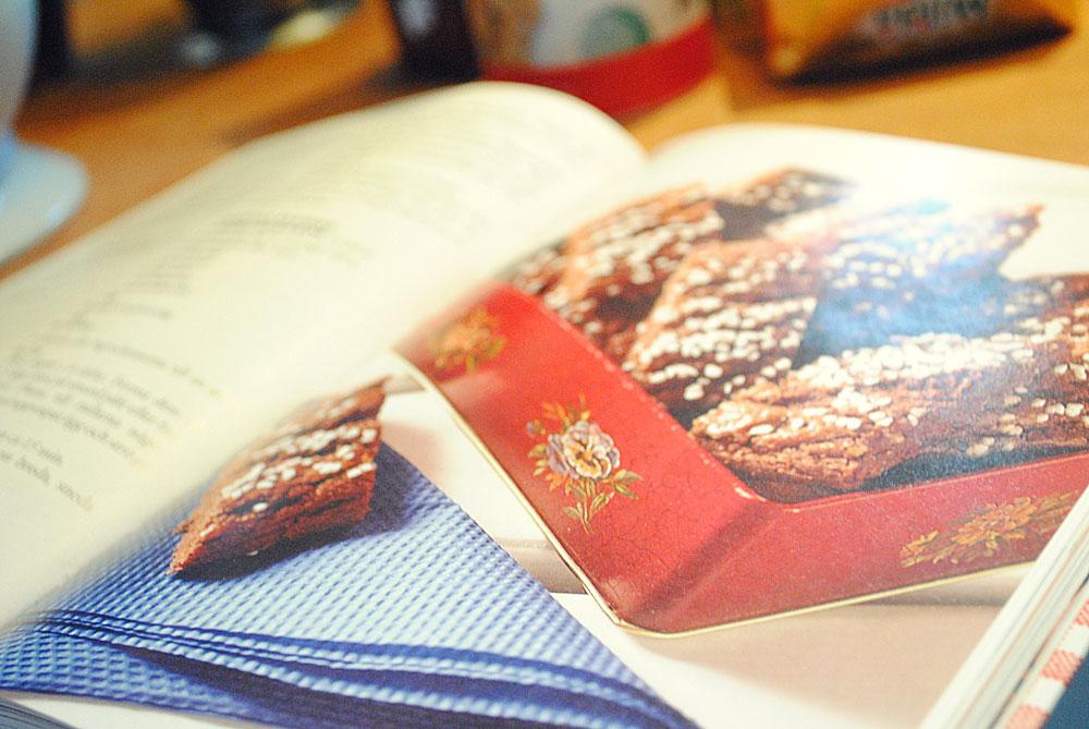 Småkager med chokolade | Frk. Kræsen