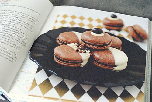 Opskrift: Macarons med mocca | Frk. Kræsen