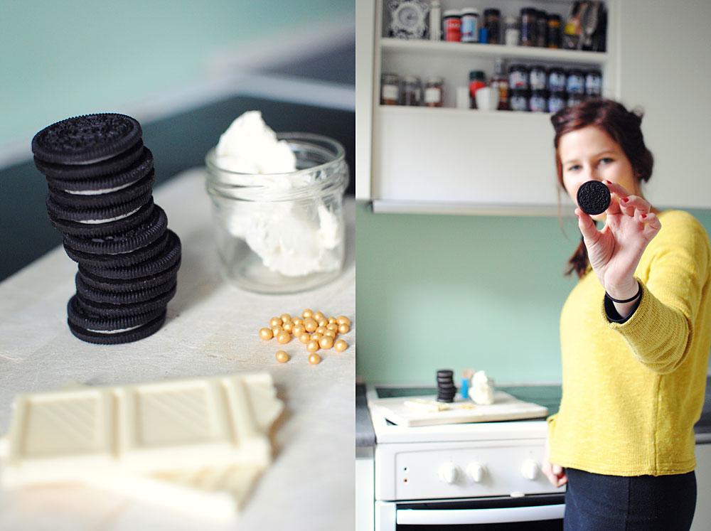 Opskrift: Cake pops med hvid chokolade | Frk. Kræsen