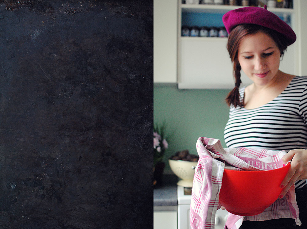 Opskrift: Rødbedebaguetter | Frk. Kræsen
