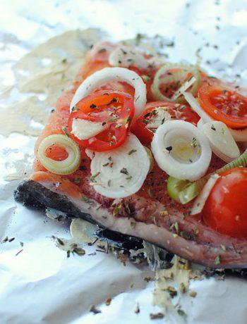 Opskrift: Grillet fisk | Frk. Kræsen