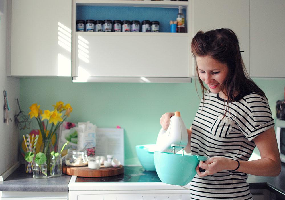 Opskrift: Macarons med hvid chokolade | Frk. Kræsen