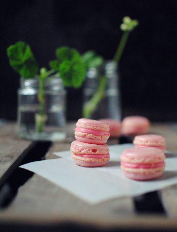 Opskrift: Macarons | Frk. Kræsen