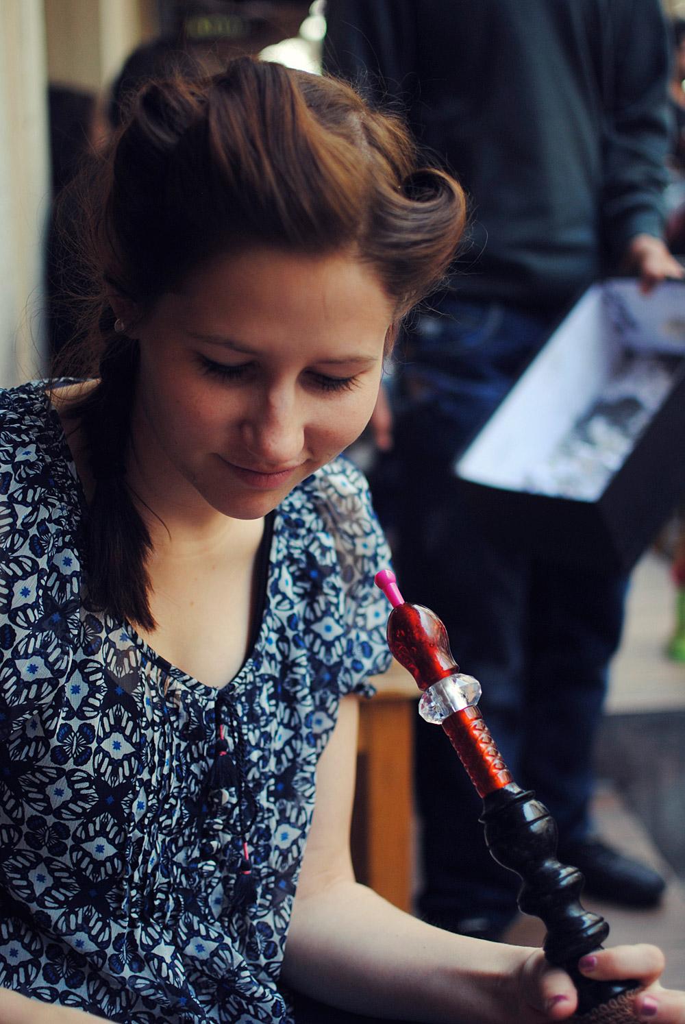 På café i Istanbul | Frk. Kræsen