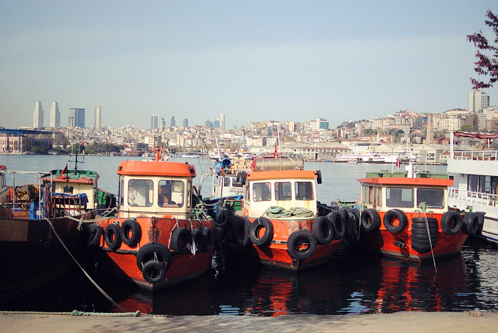 Postkort fra Istanbul | Frk. Kræsen