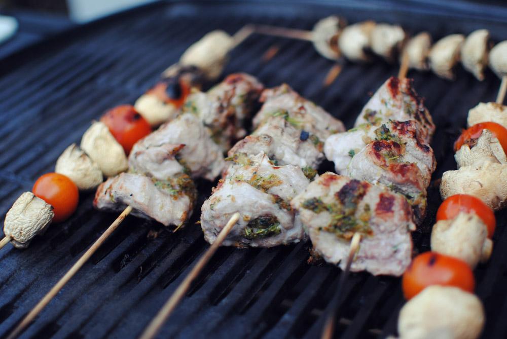 Opskrift: Marinade til grillet kød | Frk. Kræsen
