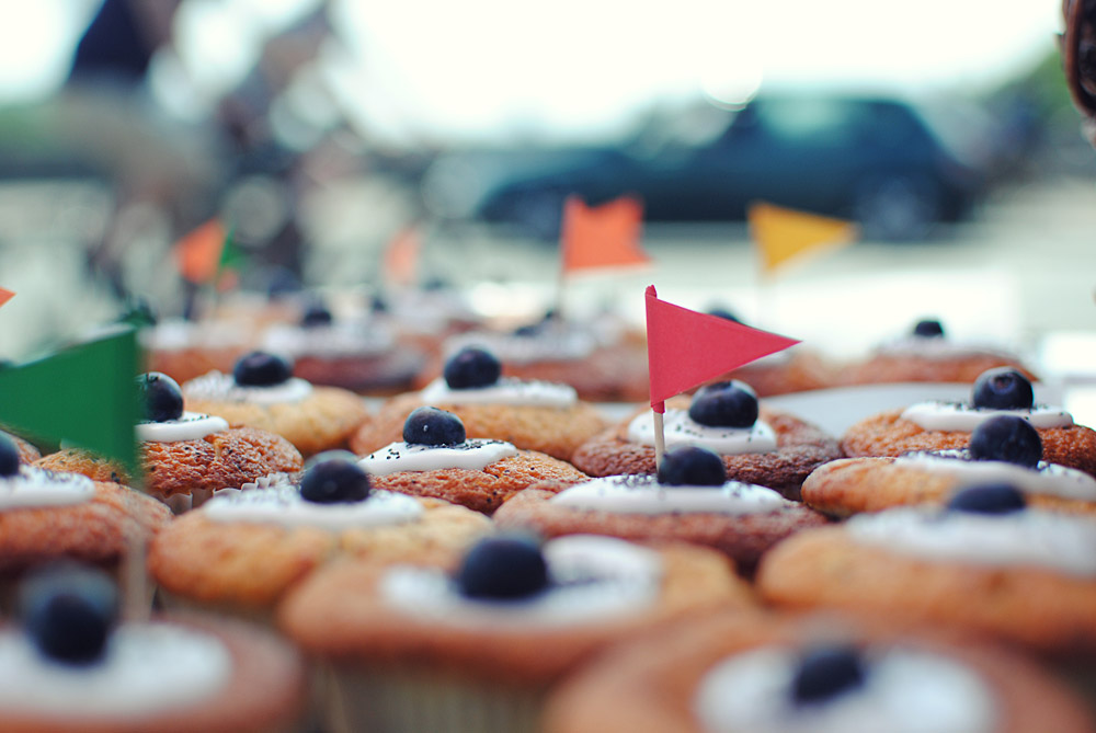 Opskrift: Citronmuffins med birkes | Frk. Kræsen