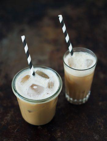 Opskrift: Iskaffe med vaniljeis | Frk. Kræsen