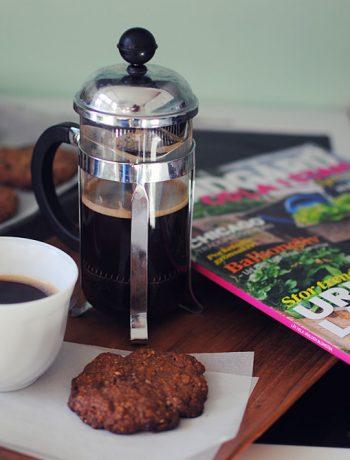Opskrift: Chokoladecookies | Frk. Kræsen