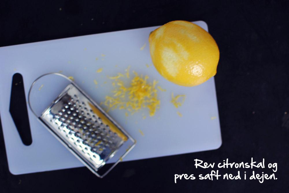 Opskrift: Crispy citronkager | Frk. Kræsen
