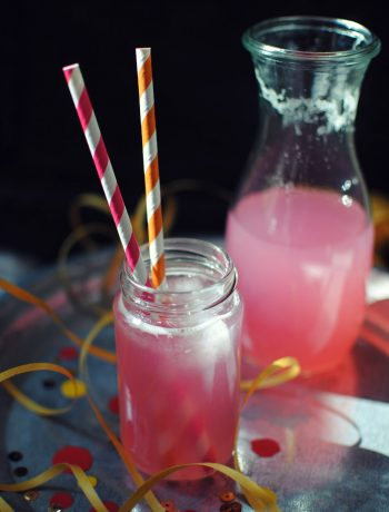 Opskrift: Pink lemonade
