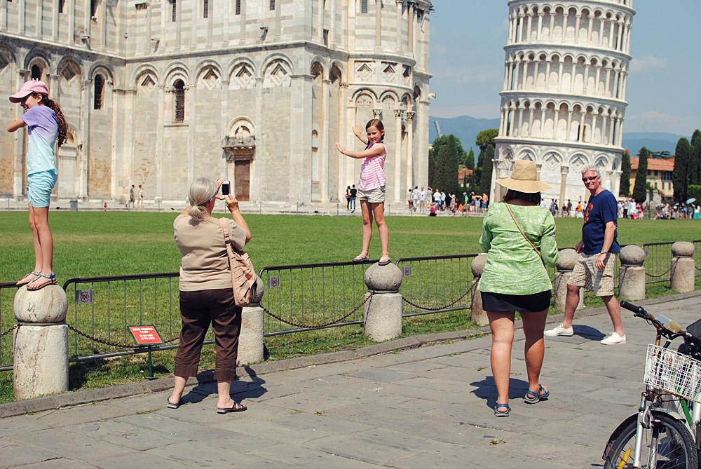 Guide til Toscana og Pisa | Frk. Kræsen