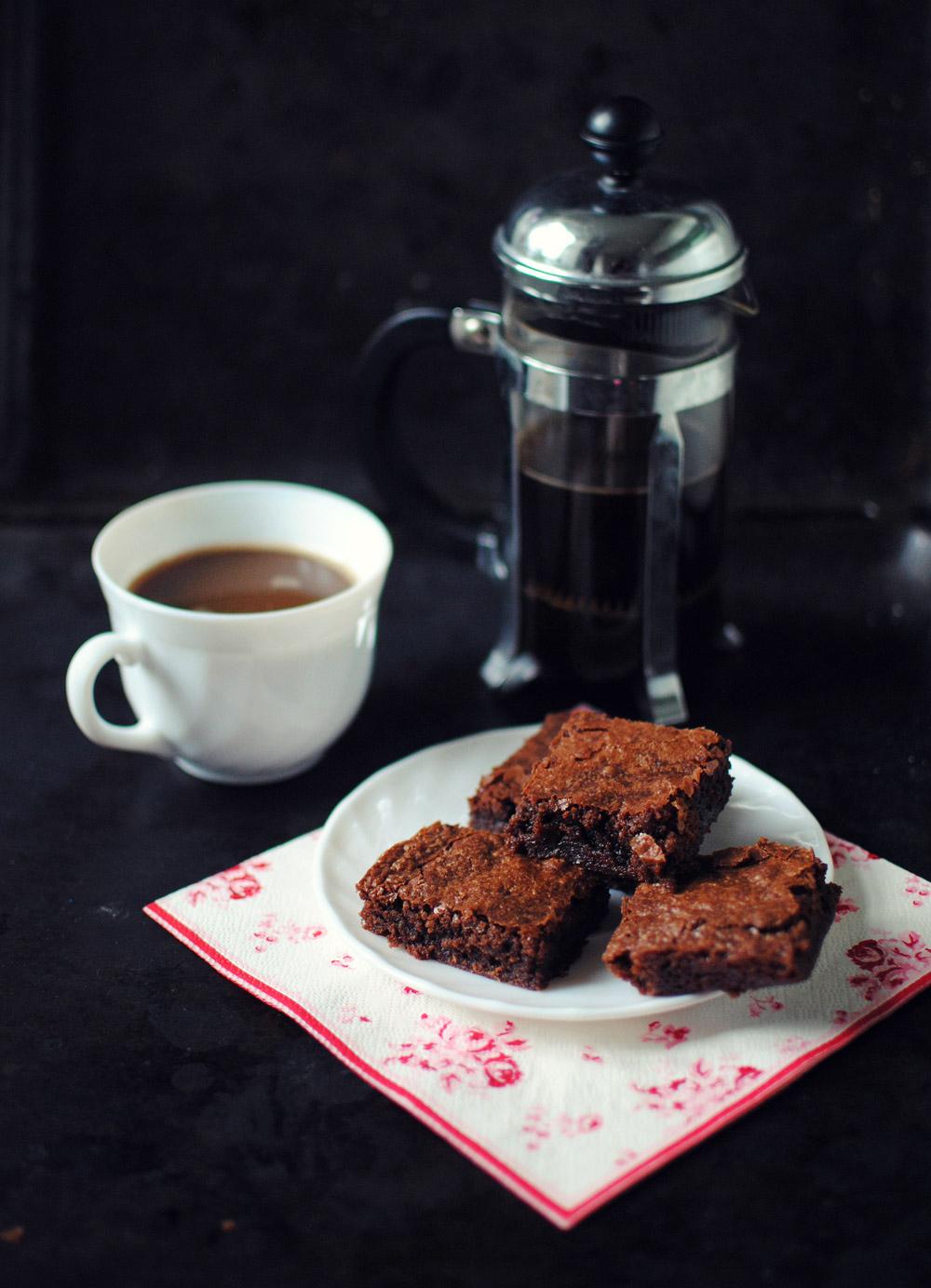 Opskrift: Brownie   Frk. Kræsen