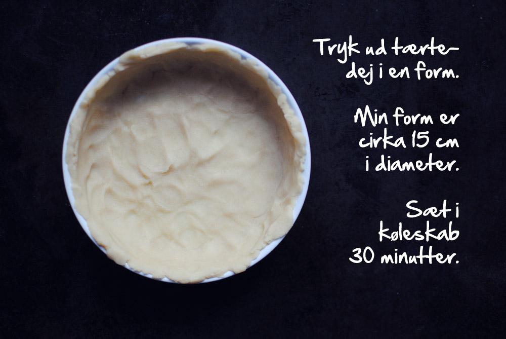 Opskrift: Tærte med chorizo og broccoli | Frk. Kræsen