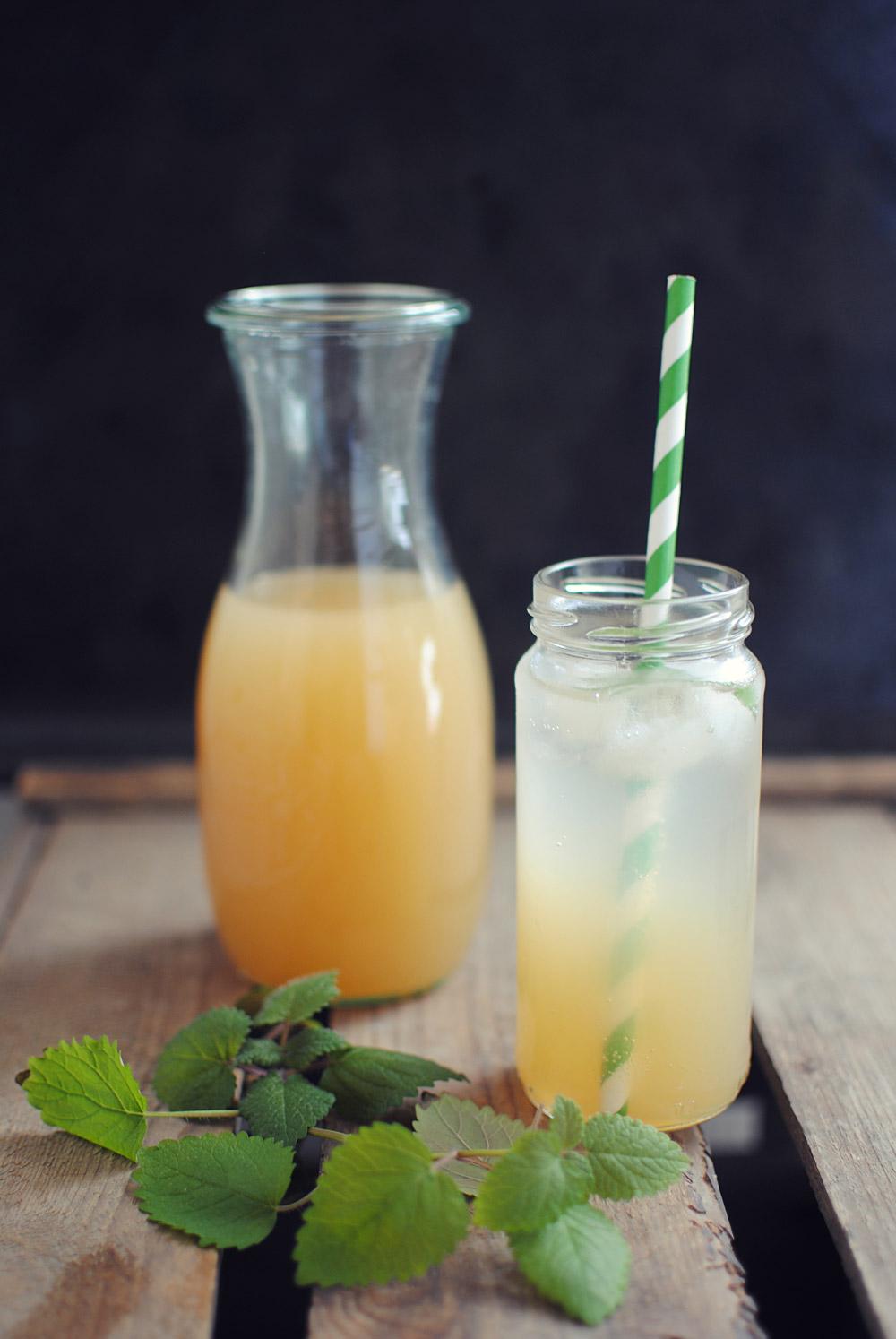 Opskrift: Ginger ale | Frk. Kræsen