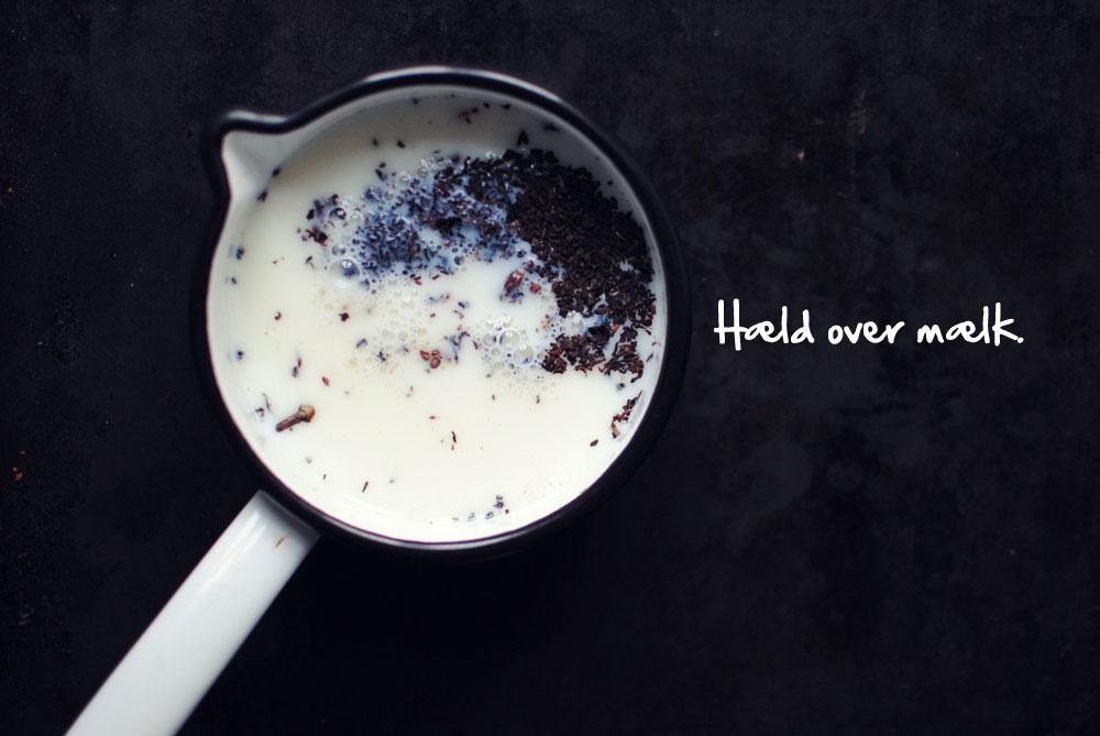 Opskrift: Hjemmelavet chai latte | Frk. Kræsen