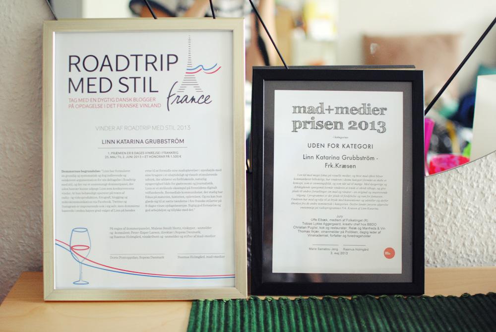 Mad+medier-prisen 2013 | Frk. Kræsen