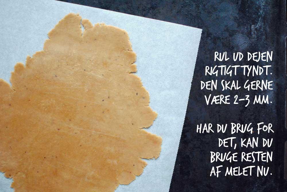 Opskrift: Svenske brunkager/pepparkakor | Frk. Kræsen