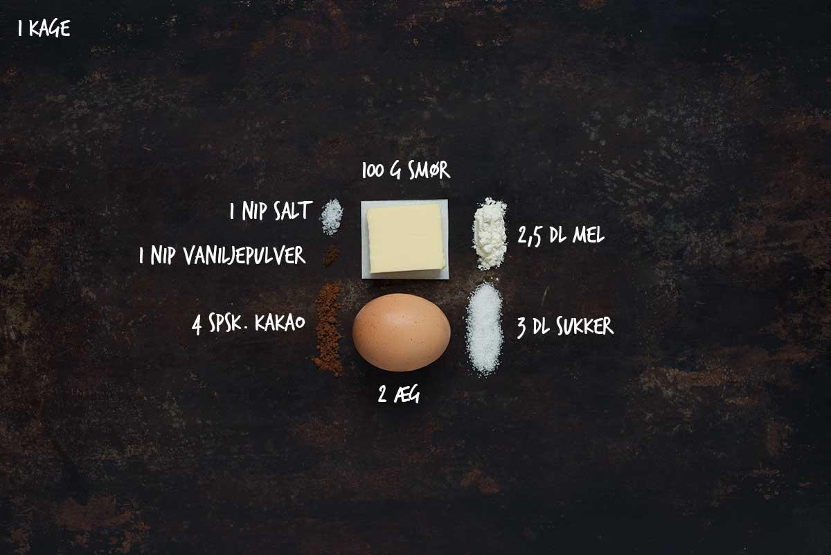 Opskrift: Ekstra svampet chokoladekage | Frk. Kræsen