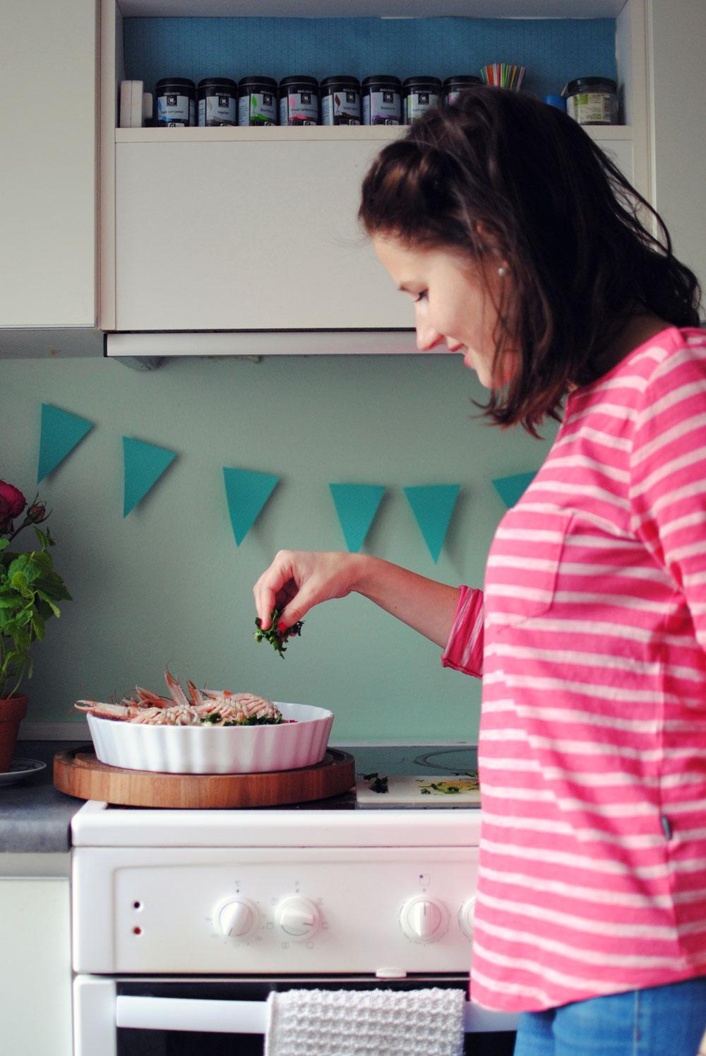 Opskrift: Jomfruhummer med fennikelsalat | Frk. Kræsen