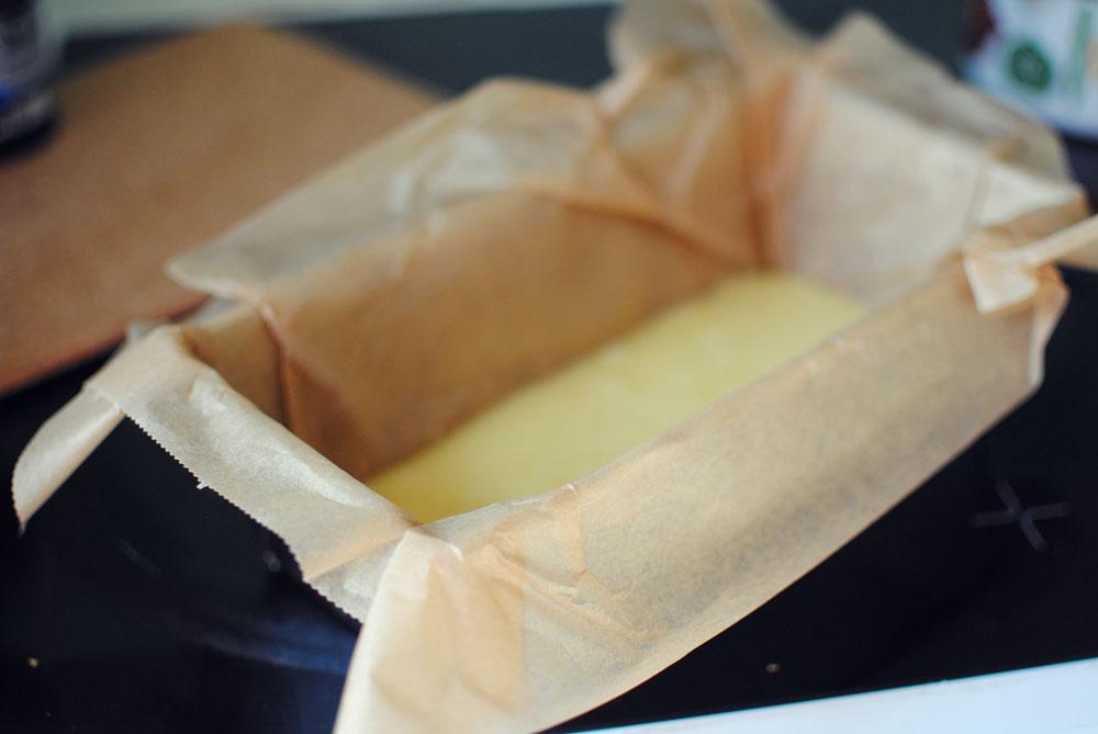 Opskrift: Trøffel med hvid chokolade, citron og lakrids | Frk. Kræsen