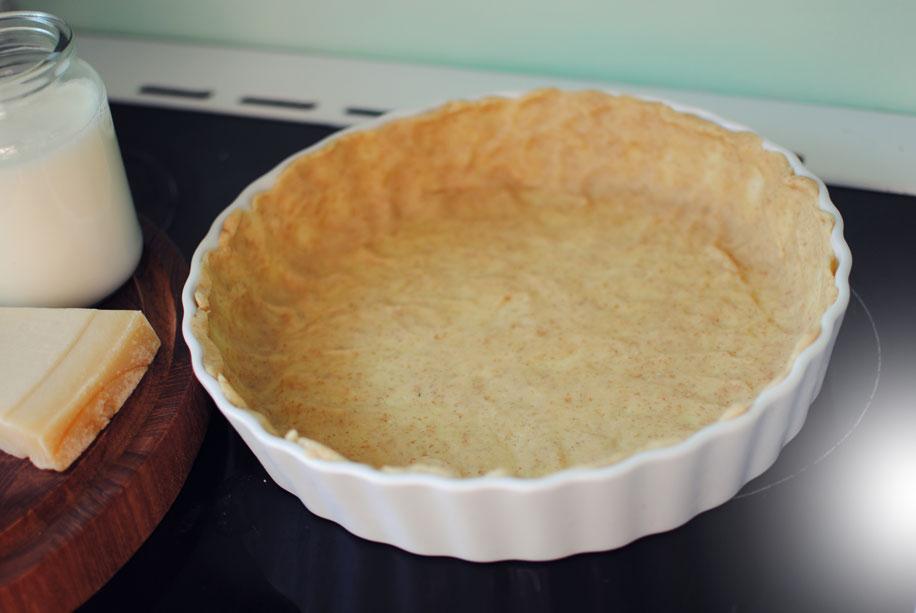 Opskrift: Spinattærte | Frk. Kræsen