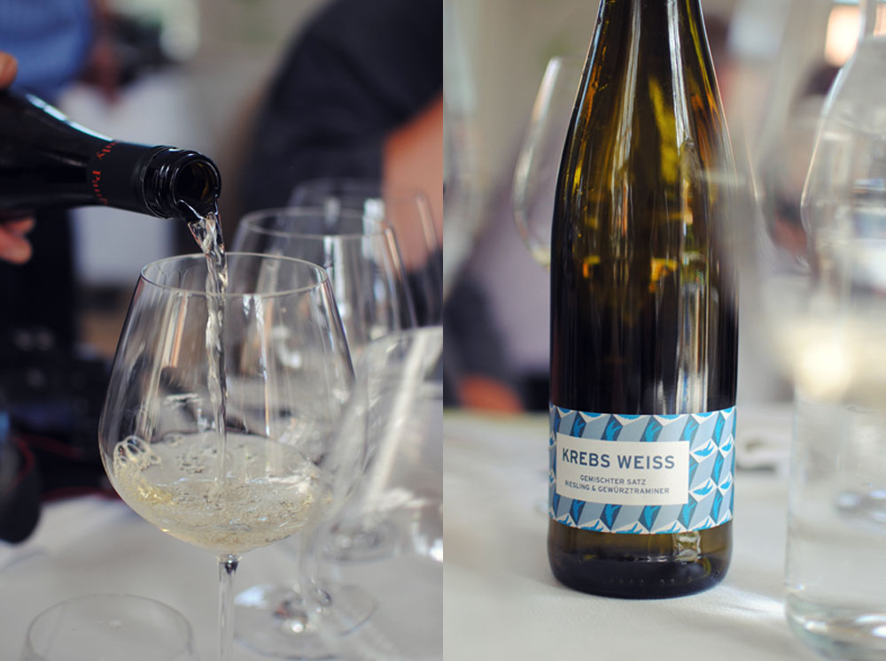 En dag med tysk vin   Frk. Kræsen